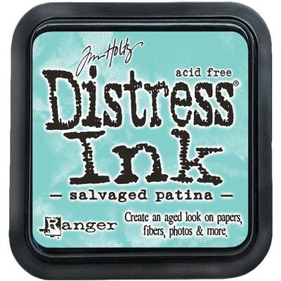 Distress Ink Pad, Salvaged Patina
