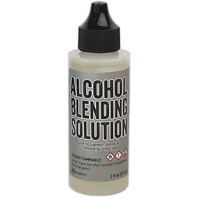 Tim Holtz Alcohol Ink Blending Solution, 2 oz. (Uncarded)