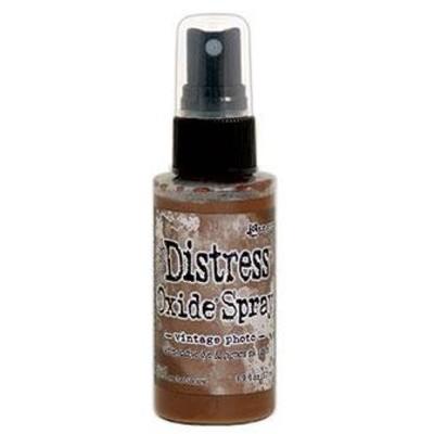 Distress Oxide Spray, Vintage Photo