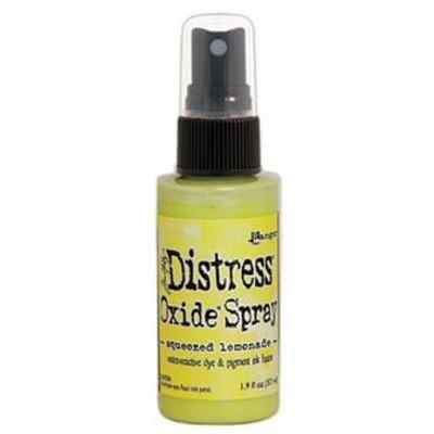 Distress Oxide Spray, Squeezed Lemonade