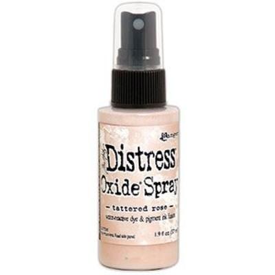 Distress Oxide Spray, Tattered Rose