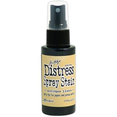 Distress Spray Stain, Antique Linen