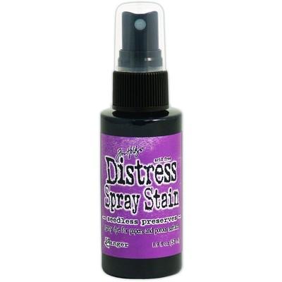 Distress Spray Stain, Seedless Preserves