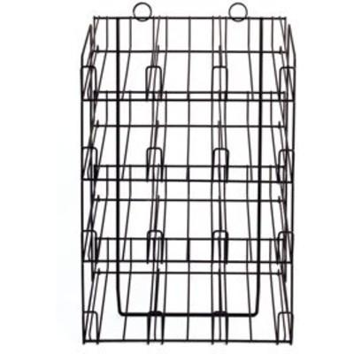 Wire Rack, Empty 12 Facing (Standard Ink Pad)