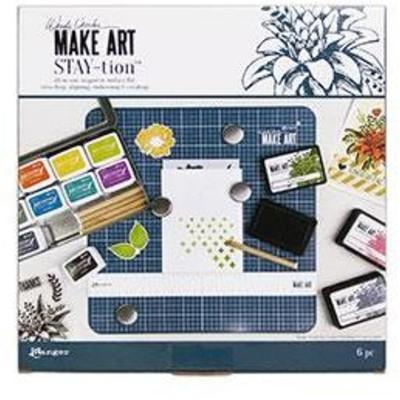 Make Art Stay-tion