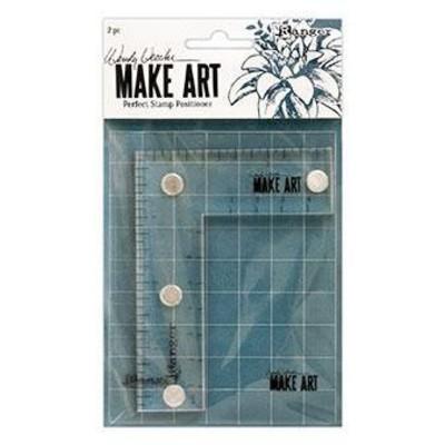Make Art Perfect Stamp Positioner Set