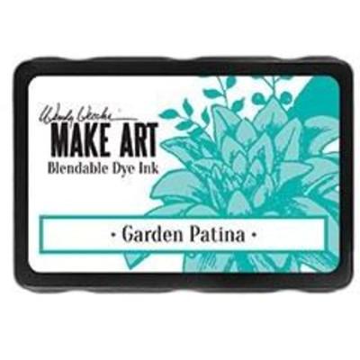 Make Art Blendable Dye Ink Pad, Garden Patina