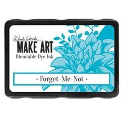 Make Art Blendable Dye Ink Pad, Forget-Me-Not