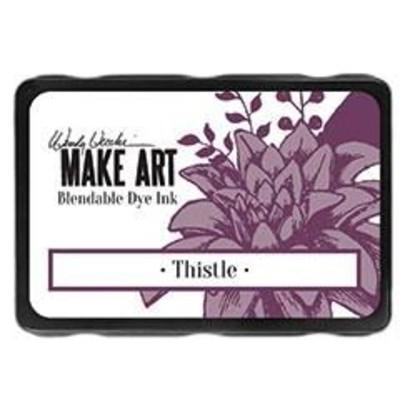 Make Art Blendable Dye Ink Pad, Thistle