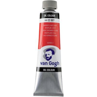 Van Gogh Oil Color Tube, 327 Madder Lake Light (40ml)