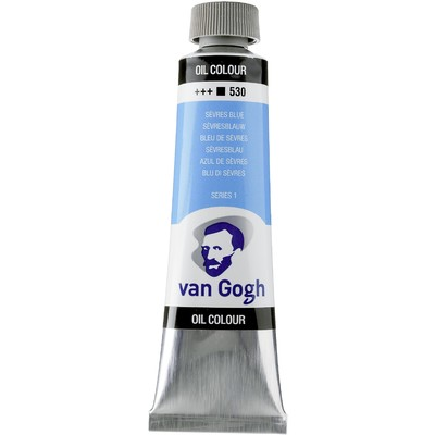Van Gogh Oil Color Tube, 530 Serves Blue (40ml)