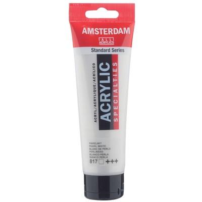 Amsterdam Standard Series Acrylic, 817 Pearl White