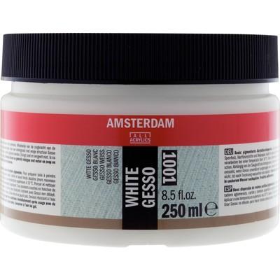 Amsterdam Gesso, White (250ml)