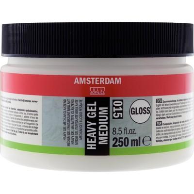 Amsterdam Heavy Gel Medium, Gloss (250ml)