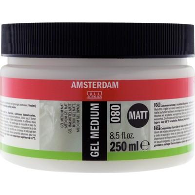 Amsterdam Gel Medium, Matte (250ml)