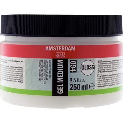Amsterdam Gel Medium, Gloss (250ml)