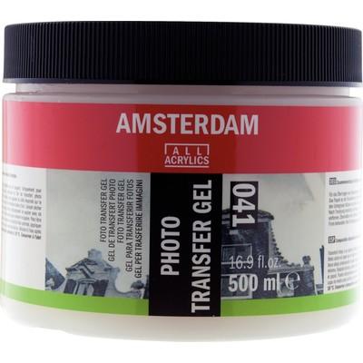 Amsterdam Photo Transfer Gel (500ml)