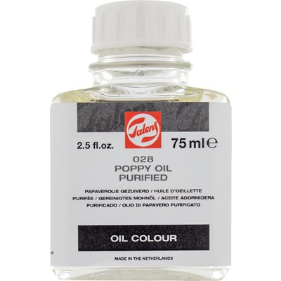Talens Poppy Oil Purified (75ml)