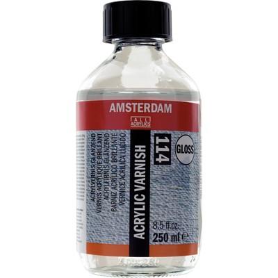 Amsterdam Acrylic Varnish, Gloss (250ml)