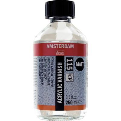 Amsterdam Acrylic Varnish, Matte (250ml)