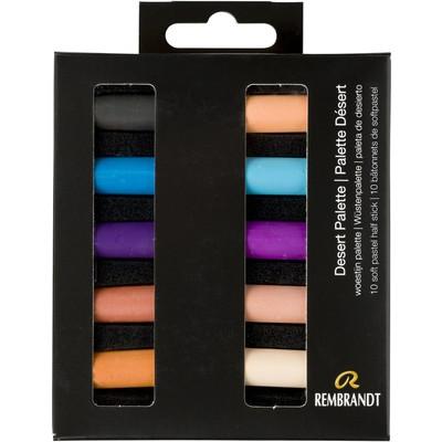 Rembrandt Soft Pastel Micro Set, Southwest Desert (10pc)