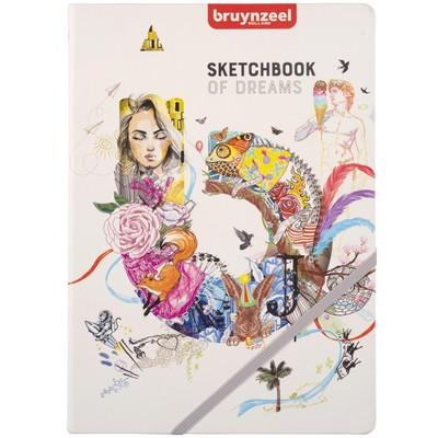 Bruynzeel A4 Sketch/Notebook