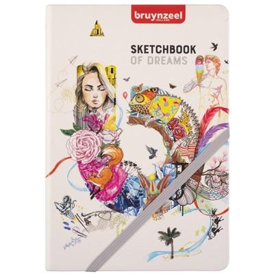 Bruynzeel A5 Sketch/Notebook