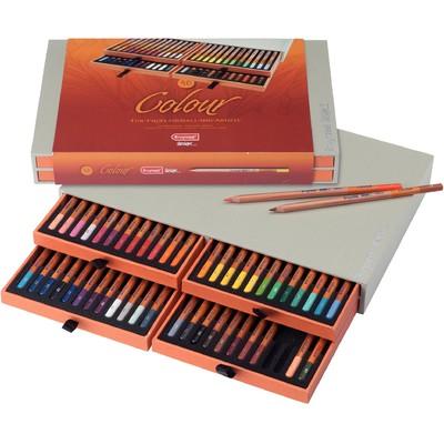 Bruynzeel Design Colored Pencil Box (48pc)