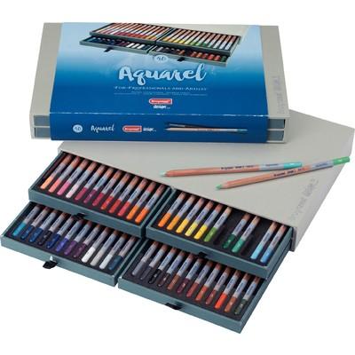 Bruynzeel Design Aquarelle Pencil Box (48pc)