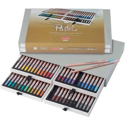 Bruynzeel Design Pastel Pencil Box (48pc)