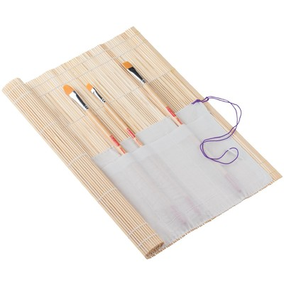 Talens Bamboo Brush Mat
