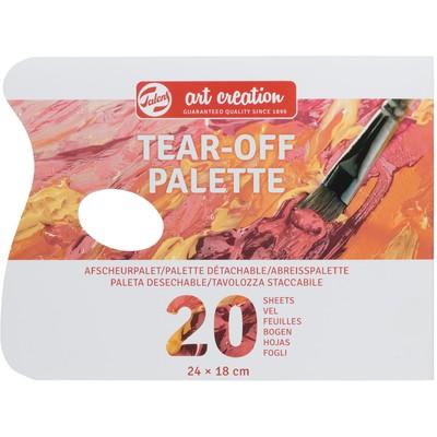 Talens Tear-Off Palette