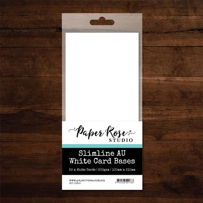 Slimline Card Bases (20 Pack)