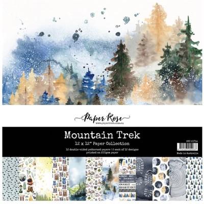 12X12 Paper Collection, Mountain Trek
