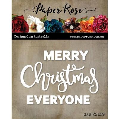 Die, Merry Christmas Everyone