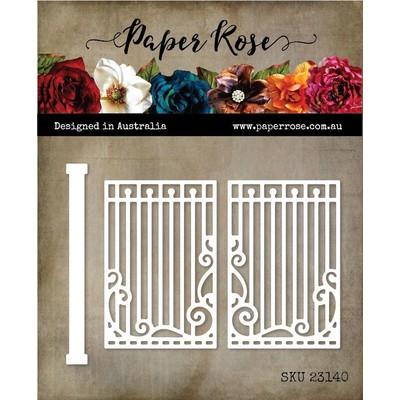 Die, Kensington Fence Panels