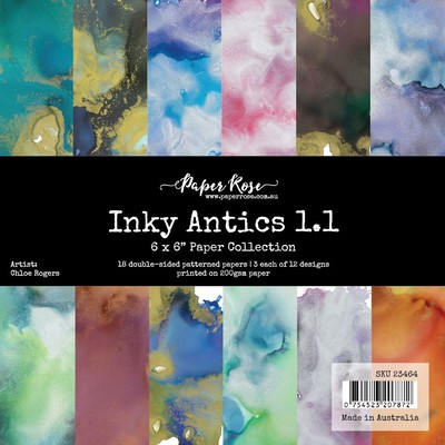 6X6 Paper Collection, Inky Antics 1.1