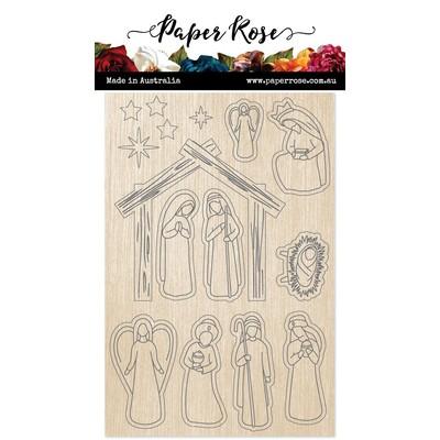 Wood Embellishments, Nativity Elements