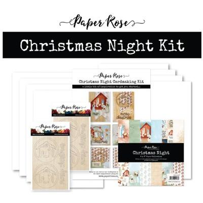 Cardmaking Kit, Christmas Night