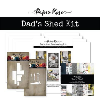Cardmaking Kit, Dad's Shed