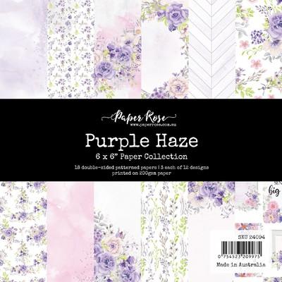 6X6 Paper Collection, Purple Haze