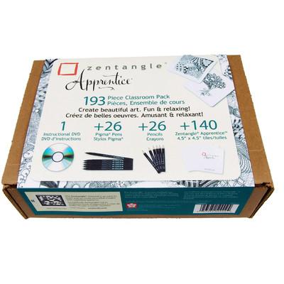 Zentangle Apprentice Classroom Pack