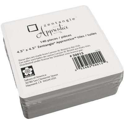 Zentangle Apprentice Tile Refill Pack (140 pc)