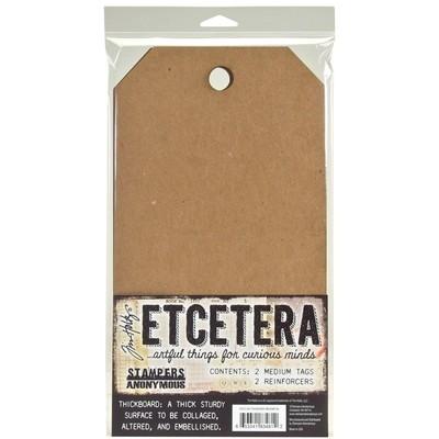 Etcetera, Thickboard Tag - Medium