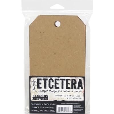 Etcetera, Thickboard Tag - Mini