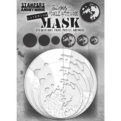 Layering Mask, Moon