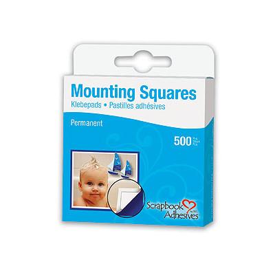 Mounting Squares, Regular 500