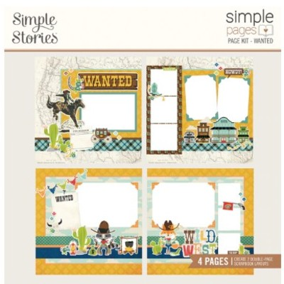 Simple Pages Page Kit, Wanted