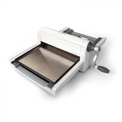 Big Shot Pro Machine (White & Gray) w/Standard Accessories