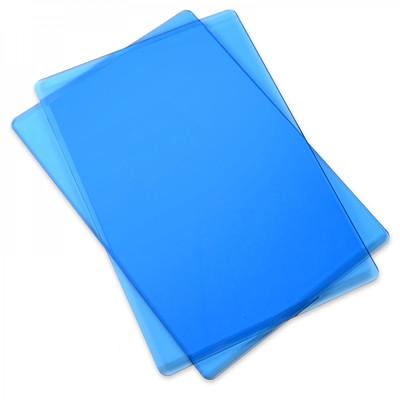 Big Shot Accessory, Cutting Pads, Standard, 1 Pair Blue